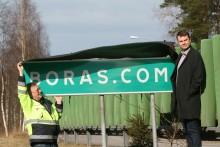 Borås byter namn och blir boras.com
