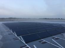 Solel tar Elektroskandias centrallager in i framtiden