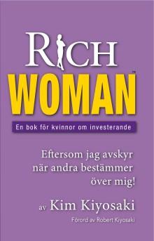 Ny bok: Rich Woman - en bok för kvinnor om investerande