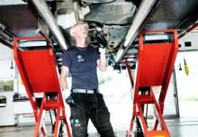 Besiktningstekniker till Opus Bilprovning i Timrå