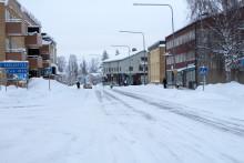 Storgatan i Norsjö får ett lyft