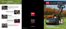 Toro Greensmaster 1000-serien