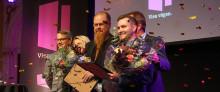 Proton Lighting blev Årets arbetsgivare i regionen