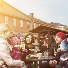 Påskmarknad den 19 mars i Arboga
