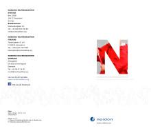 Om Nordens Välfärdscenter - informationsbroschyr