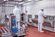 Clean&Dry-Hygienekombination kommt bei Ulmer Fleisch zum Einsatz