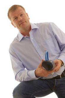 Månadens innovatör i juli Dag Nordström.