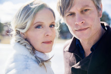 Sofia Karlsson och Martin Hederos i konsert med sånger om julen