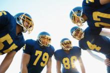 Studentlandskamp - amerikansk fotboll