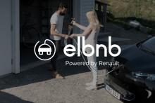 Ladda bilen hemma hos en främling med Elbnb