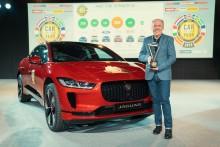Jaguar I-PACE kåret til Årets Bil i Europa 2019