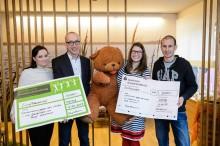 Initiative zum Gedenken an Ralf Schlimm unterstützt das Kinderhospiz
