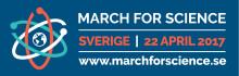 Naturvetarna stödjer March for Science