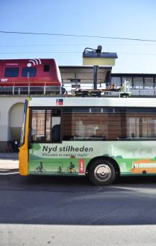 E.ON sætter strøm til Københavns nye elbusser