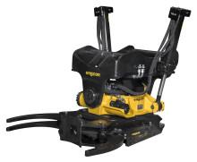 """Engcon lanserer ny tiltrotator for gravemaskiner opp til 33 tonn – """"Engcons kraftigste tiltrotator så langt"""""""