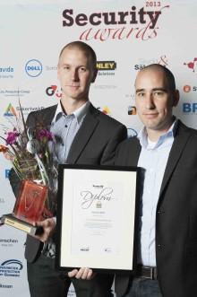 Autolock RFID blev Årets Säkerhetslösning