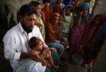 Hjälp - Pakistans befolkning behöver rent vatten och sanitet