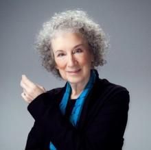Internationell författarscen får besök av den kanadensiska författaren Margaret Atwood