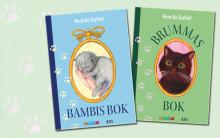 Barnboksprofilen Pernilla Stalfelt skriver kattböcker!