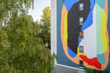 Upeart Festival 2019 on vauhdissa – ensimmäiset muraalit valmistuivat Espoossa ja Joensuussa