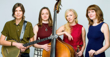 Amerikansk roots, Bluegrass och Old-time i Gävle Konserthus onsdag kväll