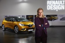 Prisregn over Renaults designere