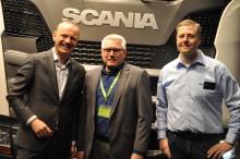 Syv nye Scania til Bruun & Nielsen