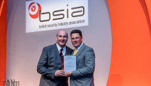 Mitie security officer crowned winner of the national BSIA awards for customer service excellence