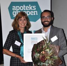 Perrigo är Årets leverantör 2018 hos Apoteksgruppen