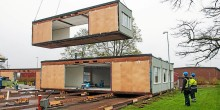 Stor risk att modulbyggnation med tillfälliga bygglov har förbjudna husgrunder