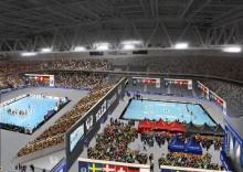 Stockholm och Tele2 Arena värd för slutspelet i Handbolls EM 2020