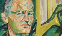 Jubileumsåret Munch 150 avsluttes i Løten og Elverum