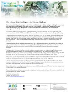 Fler kvinnor i Åre Extreme Challenge 2017