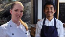 Thilda & Jerome representerar Sverige i S. Pellegrino Young Chef