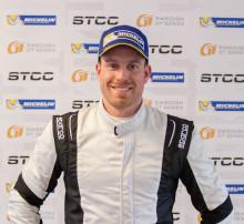 Tredje Honda-förare klar för STCC-premiären