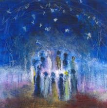 Ein Licht in der dunklen Zeit. Das Goetheanum lädt dazu ein, Weihnachten gemeinsam zu feiern