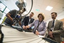 Sveriges topplabb för de nya smarta industrijobben har öppnat
