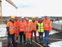 AB Bostäder, Peab och Arbetsförmedlingen – en trio som skapar möjligheter