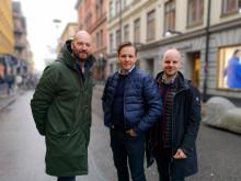 Popup-Sverige ritas om i nytt samarbete
