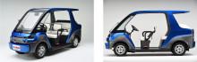 燃料電池を搭載した電動小型低速車両での公道実証について 新しい水素燃料自動車の基準に適合