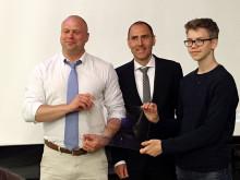 Viksjöskolan i Järfälla - Sveriges första certifierade ambassadörsskola för Europaparlamentet