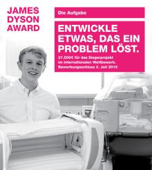 James Dyson Award 2015: Echte Herausforderungen, funktionierende Lösungen