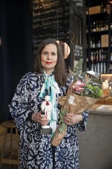 Sara Danius är Årets Mappie 2018!