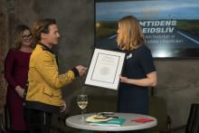 Petter A. Stordalen er kåret til Norges mest innovative leder