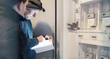 TrønderEnergi Nett effektiviserer dokumentasjonsflyten fra installatørene ved bruk P0 app fra Powel Elsmart
