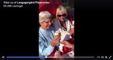 Isdame-video hitter og skaber debat om tiltaleformer i forhold til ældre