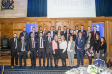 ALLIANZ WELCOMES 36 BROKERS TO ITS 2017 SCHOLARSHIP PROGRAMME