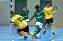 Ungdoms–SM i futsal avgörs i Helsingborg