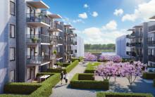 Pressinbjudan: Första spadtaget för 48 lägenheter i Brf Lokomotivet i Eskilstuna