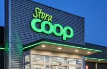 Wästbygg bygger Coop-butik i Trelleborg